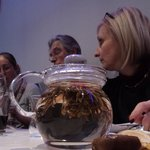 Un thé à la fleur de litchi pour accompagner le déssert