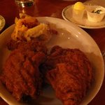 Fried Chicken and Reuben Fritters
