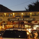 Night time on Cannery Row