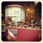 Friendly service with a smile - Prema Cafe