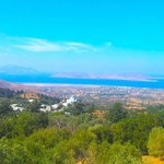 View of Kos from Zia