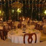 restaurant, le jardin d'hiver