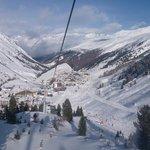 From the Ski Slopes