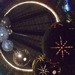 Mayan Globe Lobby