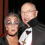 Mr & Mrs Dracula take first prize