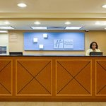 Holiday Inn Express Hotel & Suites West Long Branch Front Desk