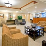 Holiday Inn Express West Long Branch Lobby