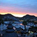Marina View Sunset