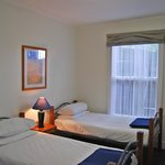 Wha twin bedroom
