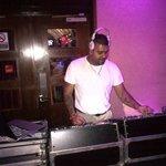 The fabulous DJ drops some fabulous funky music!