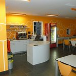 Sala per la colazione/cucina comune