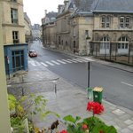 Another view of rue de Vaugirard from room 16
