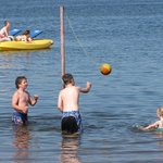 Many water activities to enjoy!