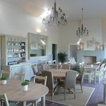 Our tea rooms