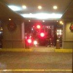 Intervention des pompiers pendant la nuit...