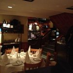 The Restaurant, inside