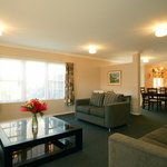 Three bedroom Townhouse Living Area