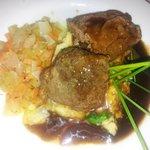 My delicious lamb
