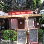 Phone Box Pub