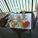Room Service Continental Breakfast