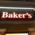 New Baker's sign