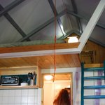 Loft of the Wood Shed