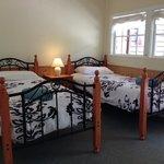 2nd bedroom in 2 bedroom unit