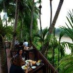 Breakfast at Burasari Heritage