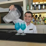 One of our favorite bartenders!