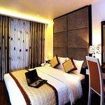Photo de Hanoi Victory Hotel