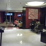 Very basic Exec lounge
