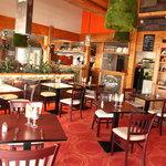 Notre salle de restaurant le patacrepe