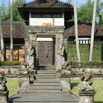 Main villa at The Chedi