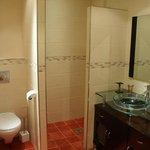 salle d'eau de l'appartement