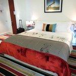 Superb bed!