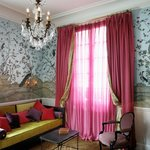 Pavillon d'Amour - lounge