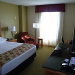 Zimmer, Deluxe, King-Bett