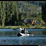 mild paddling