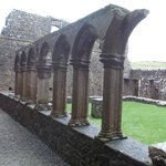 Remains of the cloisters