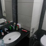 Bathroom of Room no 106
