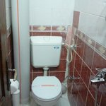 1 sq meter bathroom