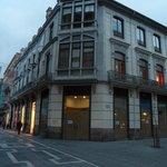 Zamora. Modernist Façade