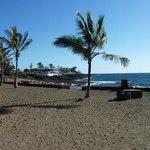 Playa Bastion beach