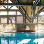 Une des piscines couvertes