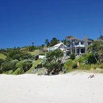 Ansicht des Hauses Oceanfront