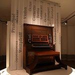 An organ that Bach used