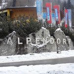 Alpendorf sign