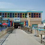 Come visit our pier!