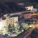 Hotel Al Boschetto visto dall'alto