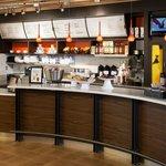 The Bistro, Starbucks, and Full Bar